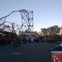 Photo taken at Superman Ultimate Flight by Russ🎃 on 1/3/2013
