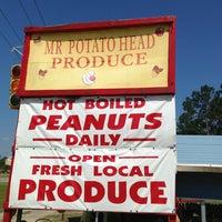 Photo taken at Mr. Potato Head Produce by Janna D. on 9/10/2013
