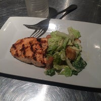 Photo taken at Zea Rotisserie & Grill by Kenny on 8/20/2014