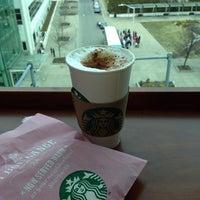 Photo taken at Starbucks by Manu T. on 3/23/2014