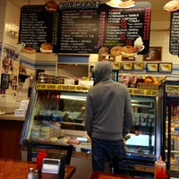 Photo taken at Pauli's Deli & Bagels by Manu T. on 10/16/2014