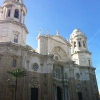 Foto tomada en Catedral de Cádiz por Daniel N. el 12/9/2012
