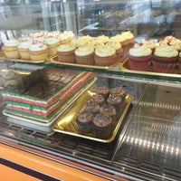 Photo taken at Francis Lewis Pastry Shoppe by Maria C. on 5/22/2013