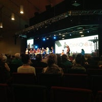 Photo taken at Harvester Christian Church by Susan M. on 2/17/2013