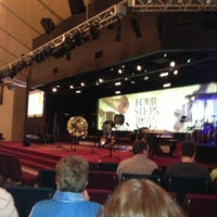 Photo taken at Harvester Christian Church by Susan M. on 1/12/2013