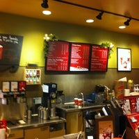 Photo taken at Starbucks by Steve H. on 12/19/2012