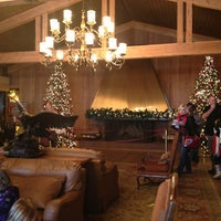 Photo taken at The Little America Hotel - Flagstaff by Michael M. on 12/22/2012