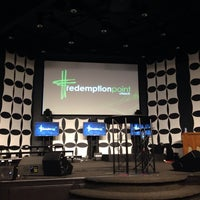Photo taken at Redemption Point Church by Chad M. on 2/3/2014