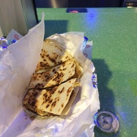 Photo taken at Barberitos Southwestern Grille & Cantina by Cliff H. on 10/15/2013