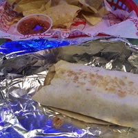 Photo taken at Barberitos Southwestern Grille & Cantina by Cliff H. on 11/21/2013