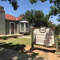 Photo taken at Geoge W Bush Childhood Home by PalenkaUKR on 5/21/2016