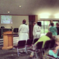 Photo taken at Church of the Messiah by Gilbert F. on 6/23/2013