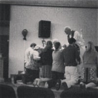 Photo taken at Church of the Messiah by Gilbert F. on 2/14/2013