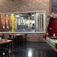Photo taken at Brau Brothers Brewing Company by Richard D. on 10/26/2013