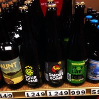 Photo taken at Brookings Liquor Store by Richard D. on 12/12/2014