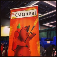 Photo taken at Emerald City Comicon by Joel D. on 3/3/2013