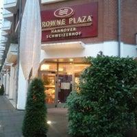 Das Foto wurde bei Crowne Plaza Hannover von Mehmet Y. am 1/12/2018 aufgenommen