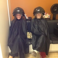 Photo taken at Famous Hair by Kimberly T. on 11/7/2012