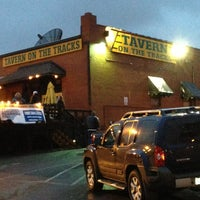 Photo taken at Tavern on the Tracks by Kimberly T. on 3/25/2013