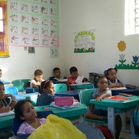 Photo taken at Escola Estadual Lar de Maria by Tati P. on 4/11/2016