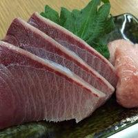 Photo taken at Re-Fish食堂 by Mさん on 1/28/2014