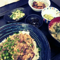 Photo taken at Re-Fish食堂 by Mさん on 9/14/2013