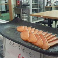 Photo taken at Re-Fish食堂 by Mさん on 7/19/2013