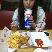Photo taken at Dairy Queen by Becky K. on 10/23/2012