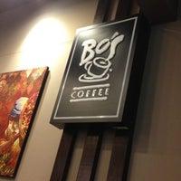 2/22/2013 tarihinde WormZinesS G.ziyaretçi tarafından Bo's Coffee'de çekilen fotoğraf