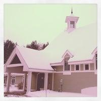 Photo taken at Messiah Lutheran Church by Lisa T. on 12/30/2012