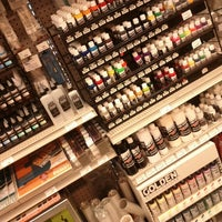 Photo taken at Blick Art Materials by Jeremy P. on 3/27/2013