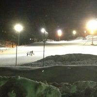 2/17/2013にれいじあにがYANABA snow&greenparkで撮った写真