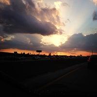 Photo taken at I-595 & I-95 Exchange by Gustavo M. on 2/8/2013