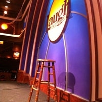 Photo taken at Laugh Factory by Melanie N. on 10/22/2012