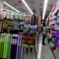 Photo taken at Daiso by Zharif F. on 2/17/2013