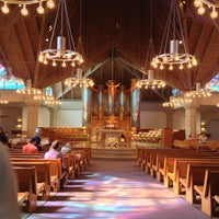 Photo taken at St Rita Catholic Church by Janis W. on 6/30/2013