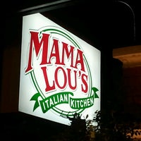 Photo taken at Mama Lou's Italian Kitchen by Jag G. on 6/9/2013