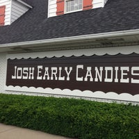 Photo taken at Josh Early Candies by Kendra R. on 6/25/2013