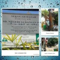 Photo taken at Banjar Kayumas Kaja, Denpasar, Bali, Indonesia by kak N. on 8/15/2014