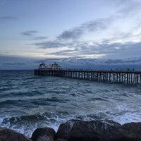 Photo taken at Malibu Pier Club by Erin P. on 1/6/2016
