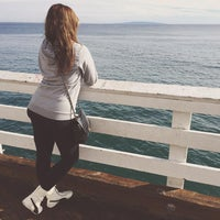Photo taken at Malibu Pier Club by Erin P. on 12/21/2015