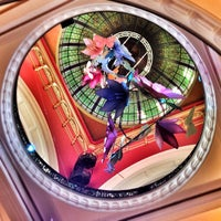 Photo taken at Queen Victoria Building (QVB) by Aldric T. on 9/26/2012