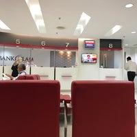 Photo taken at Bank Islam (M) Bhd by Rahmat R. on 2/27/2017