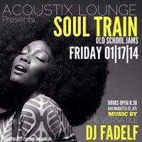 Photo taken at Acoustix Jazz Restaurant And Lounge by @DJFADELF D. on 1/17/2014