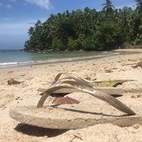 Снимок сделан в Hiriketiwella beach пользователем ani d. 6/3/2018