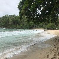Снимок сделан в Hiriketiwella beach пользователем ani d. 5/6/2018