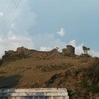 Photo taken at Fort Jaitak by Abhinav R. on 3/30/2013