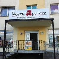 Photo taken at Nordapotheke by Marco on 6/22/2013