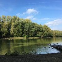 Photo taken at Bois des Bruyeres - Waterloo by Joyce L. on 10/15/2016