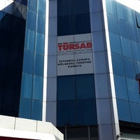 Photo taken at Türsab Avrupa B.Y.K. by Bahadır D. on 3/22/2014